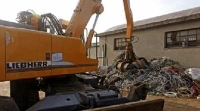 gestione rifiuti ferrosi e non