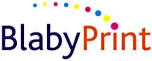 Blaby Print logo