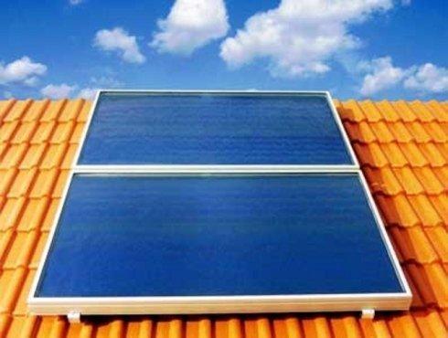 Pannello solare termico Varese