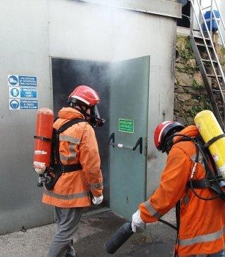 Vigilanza anti incendio guardia fuochi