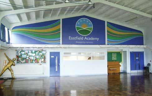 Eastfield Academy banner