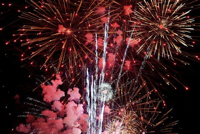 2015 4th of July fireworks