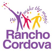 Rancho Cordova We Make the Magic logo