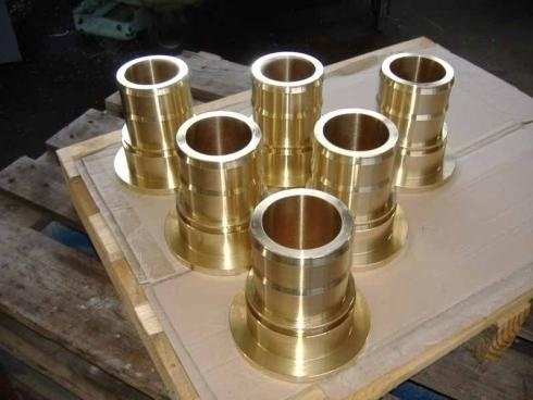 flexible metal pipes