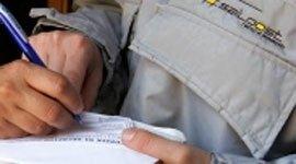 spedizione corrispondenza, raccomandate, pacchi, ritiro, posta ordinaria, massiva