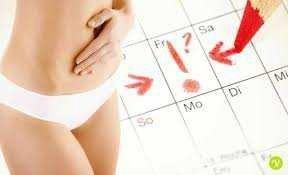 irregolarità mestruale