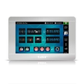 satel int-tsi-ssw tastiera touch-screen
