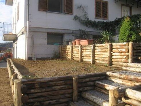 realizzazione palizzate, costruzione palizzate