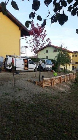 realizzazione palizzate, palizzate in legno