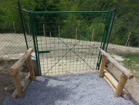 cancello di recinzione, recinzioni