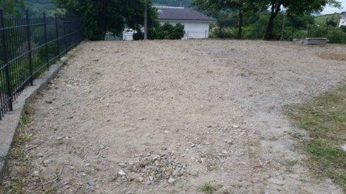 pulizia terreno da rovi dopo manutenzione