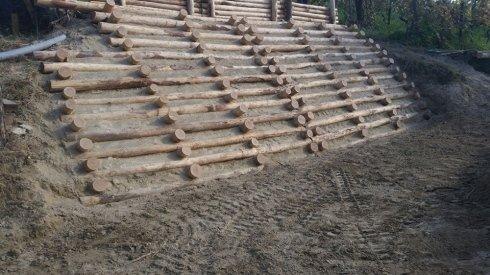 palificazioni in legno