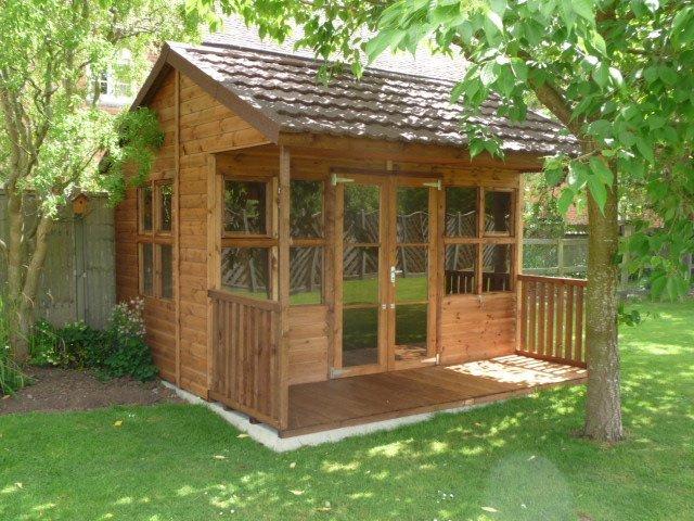 Bespoke summerhouses