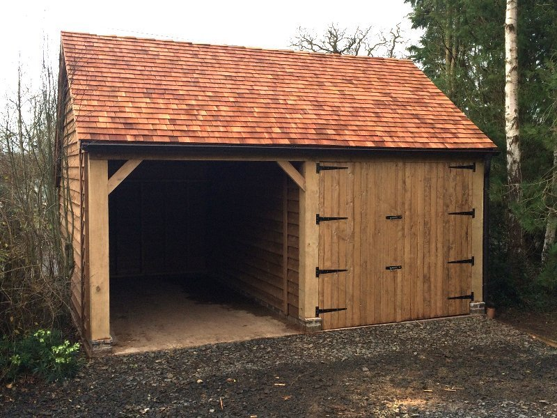 Bespoke timber structures