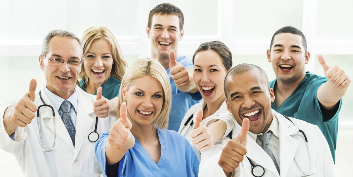 Our Medical Team is Ready