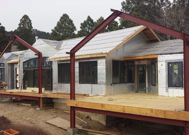 Structural Metal Work by PTR Welding & Fabrication, Denver, Colorado