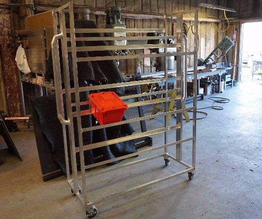 Carts by PTR Welding & Fabrication, Denver, Colorado