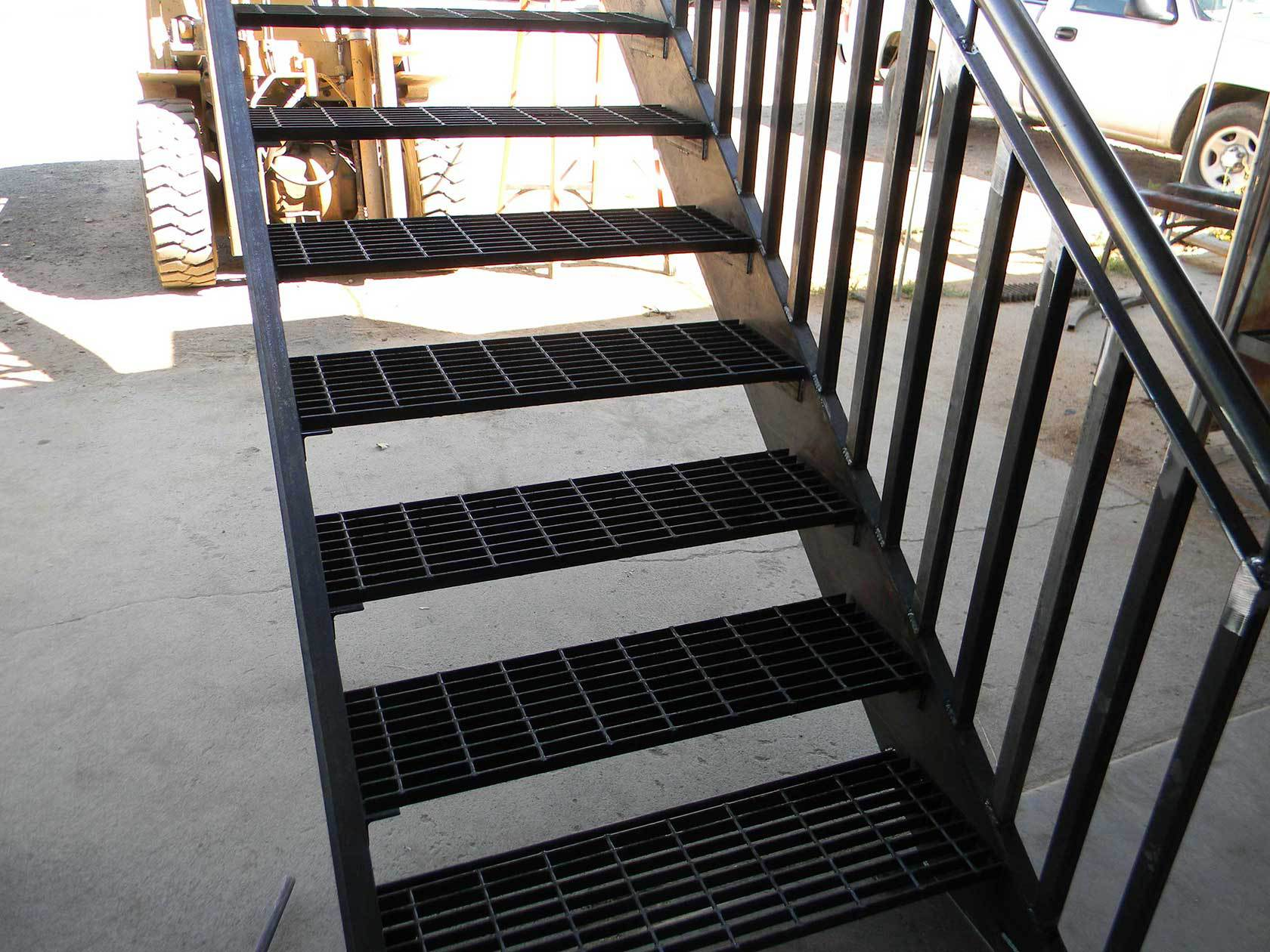 Staircases by PTR Welding & Fabrication, Denver, Colorado