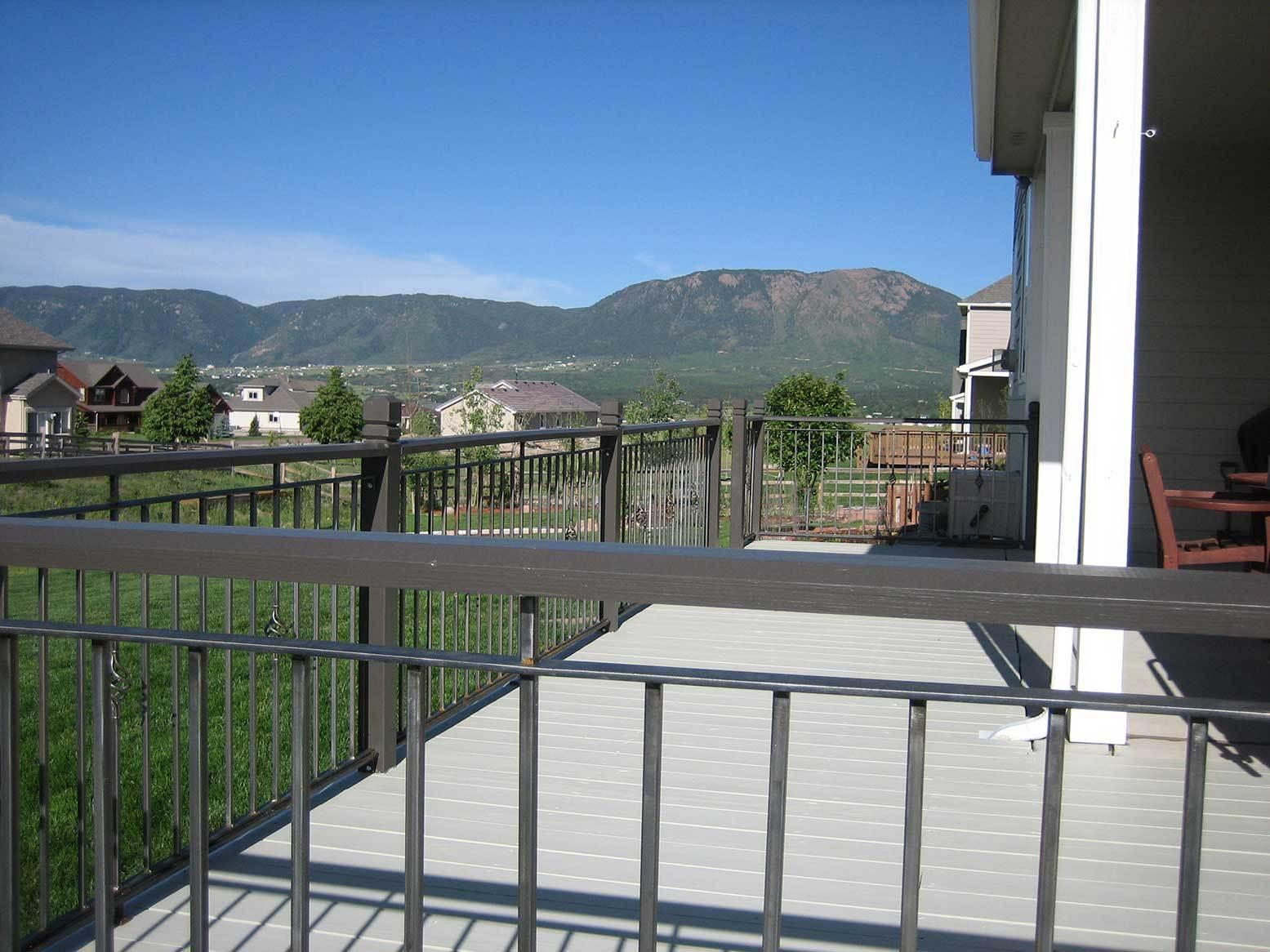 Handrail by PTR Welding & Fabrication, Denver, Colorado