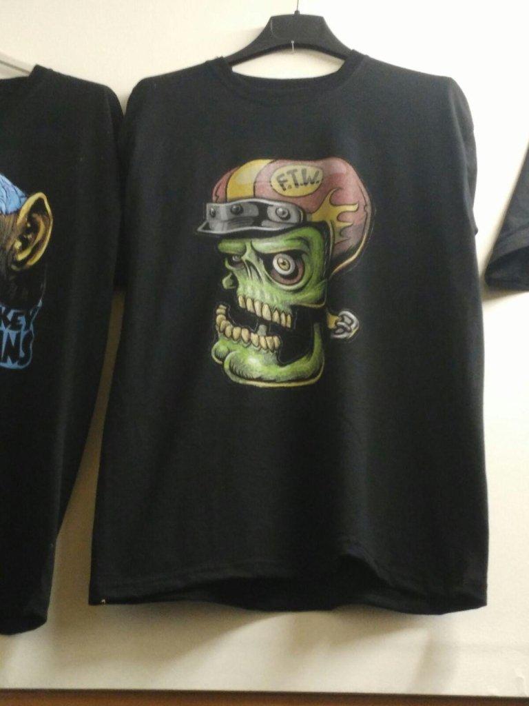 Stampa su magliette