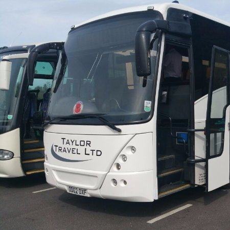 Taylor Travel Ltd bus