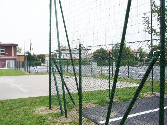 recinzioni sportive