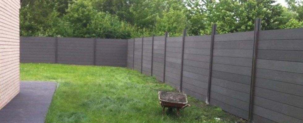 Montaggio recinzioni