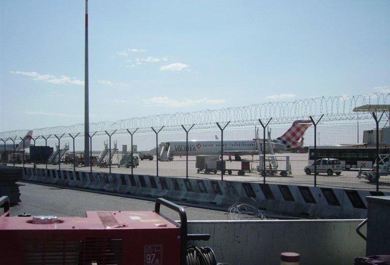 recinzioni industriali