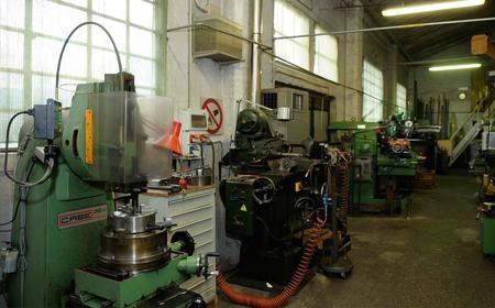 Lavorazioni Meccaniche CNC