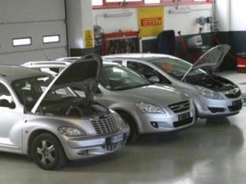 Riparazioni auto Autofficina Nova cart