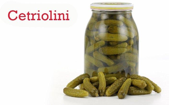 cetriolini