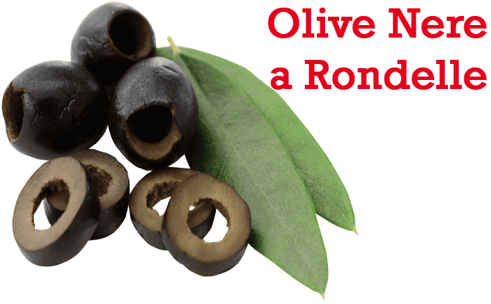olive nere a rondelle