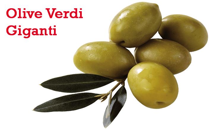 olive giganti