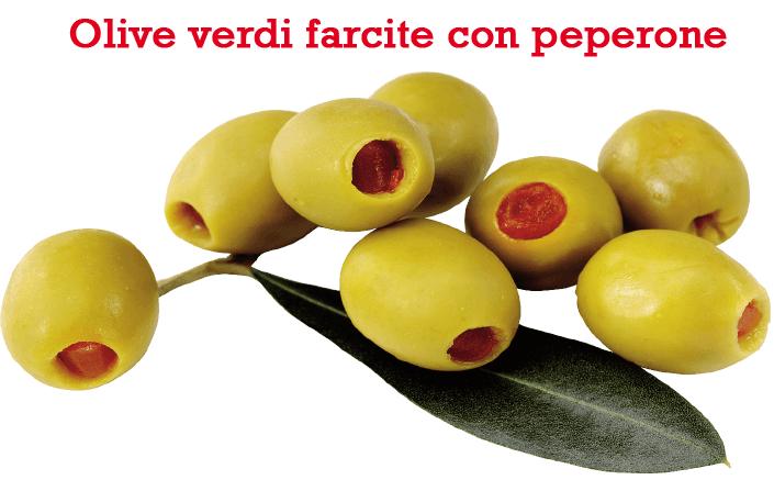 olive verdi farcite