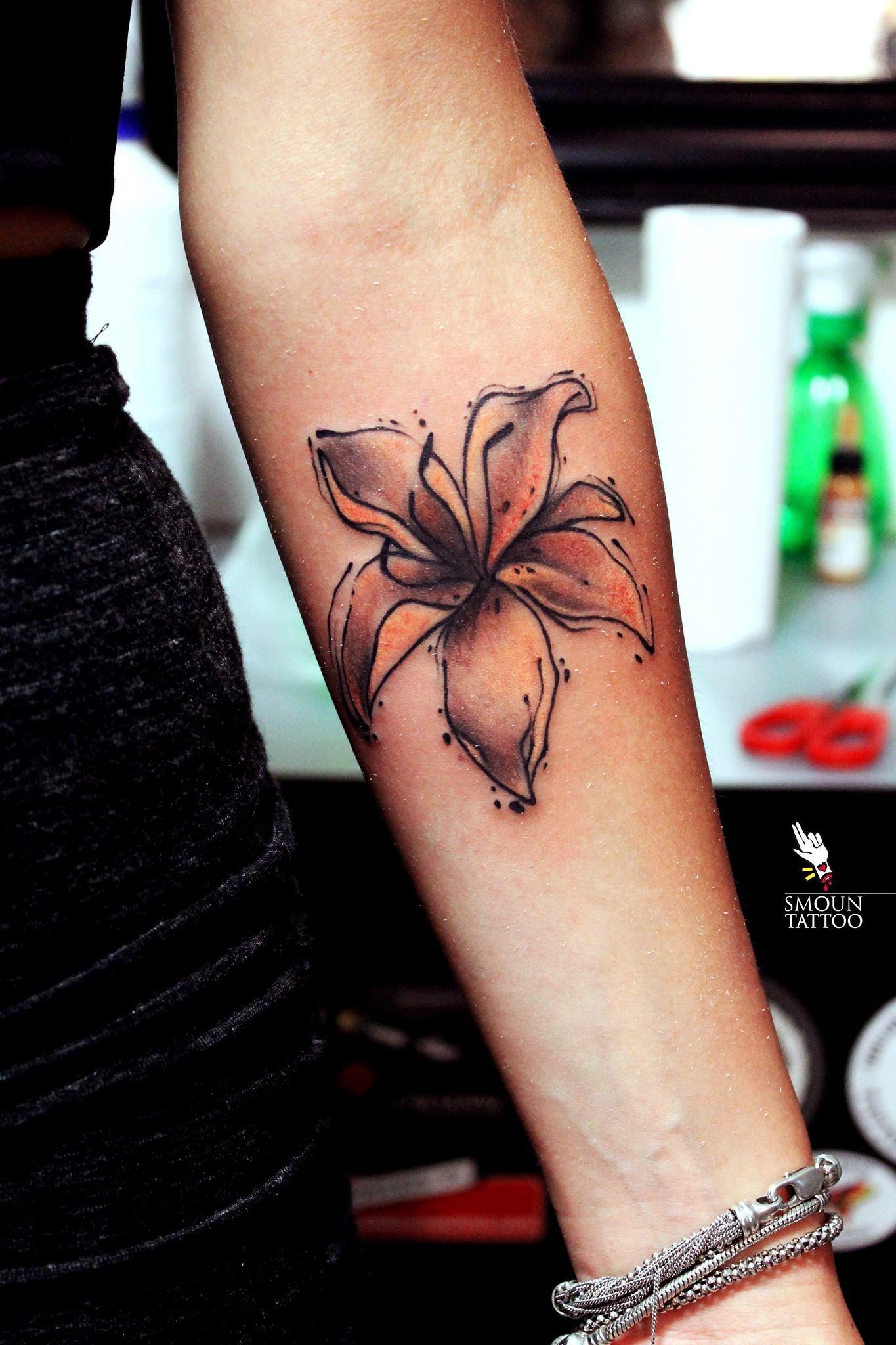 Crezioni Smoun Tattoo Bari