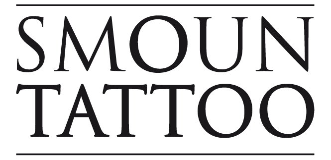 SMOUN TATTOO - LOGO
