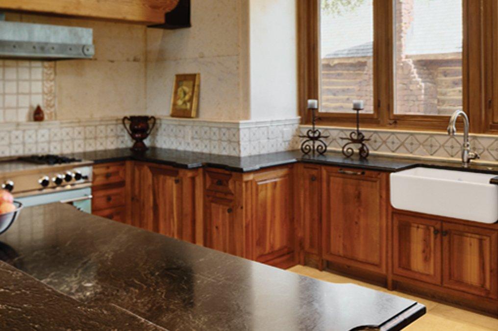 soapstone countertops in