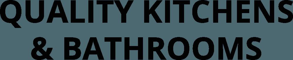 Quality Kitchens & Bathrooms logo