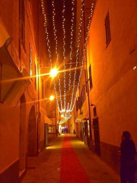 illuminazioni natalizie