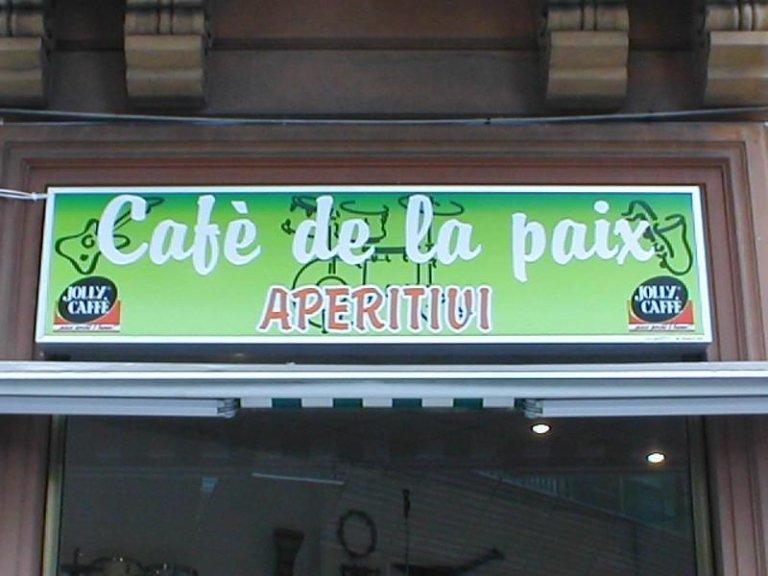 jolly caffe rapallo