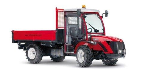 Tigrecar 5800 - Motoagricola Sterzante
