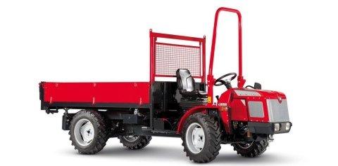 Tigrecar GST - Transporter Motoagricola sterzante