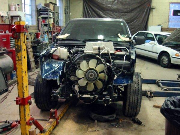 Auto Body Buffalo, NY