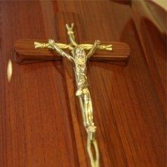 cassa morto con croce