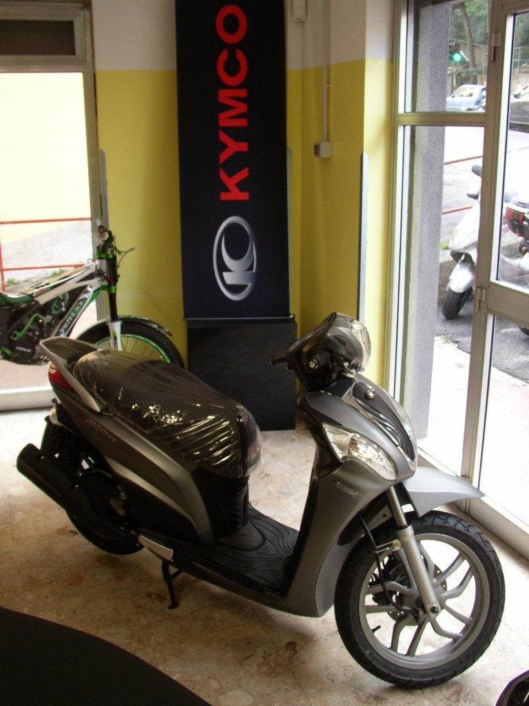 Kymco people one dd 125 pronta consegna