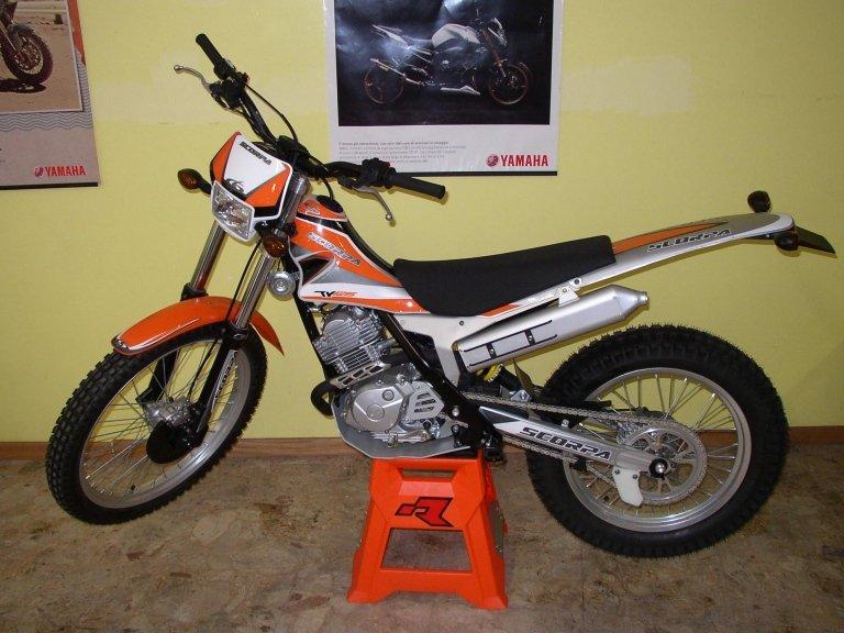 vendita moto Scorpa Genova, Tagliandi  moto Scorpa
