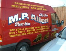 signs and designs - Hartlepool - David Knox Signs & Designs - Galleryvehicle10