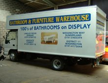 signs and designs - Hartlepool - David Knox Signs & Designs - Galleryvehicle12