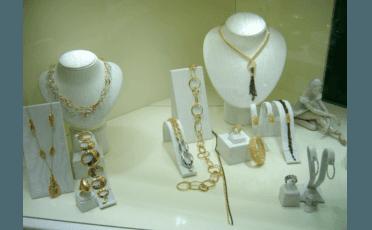 vetrina gioielli