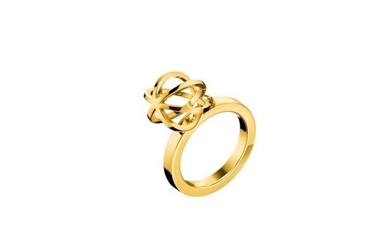anelli oro CK